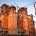 Die neue Patriarchalkathedrale der Erlösung des Volkes in Bukarest