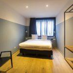 Doppelzimmer im Hotel Monsieur Ernest in Brügge