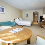 Doppelzimmer im Hotel NH Gent Belfort