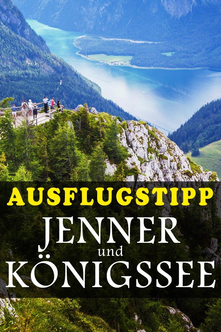 Reiseberichte zum Berg Jenner im Berchtesgadener Land mit Fotos der alten Jennerbahn, den besten Ausblicken vom Gipfel auf den Königssee und GPS-Spots.