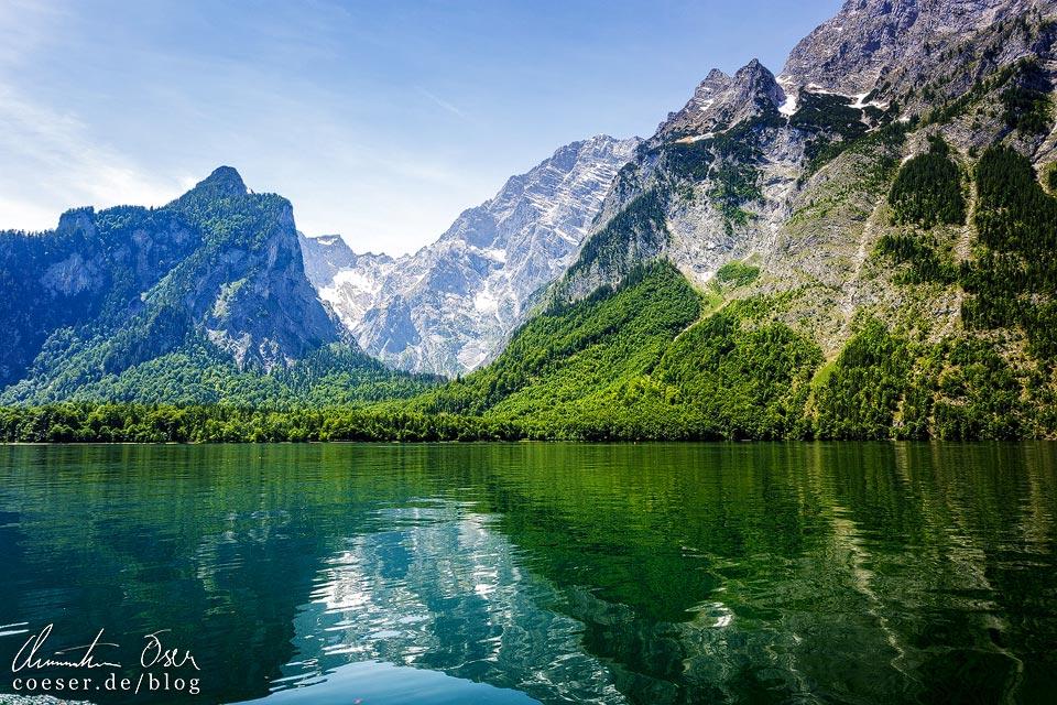 Bergwelt rund um den Königssee