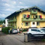 Das Hotel Krone in Berchtesgaden