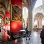 Innenansicht der Liebfrauenkathedrale in Antwerpen