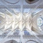 Deckengewölbe in der Liebfrauenkathedrale in Antwerpen