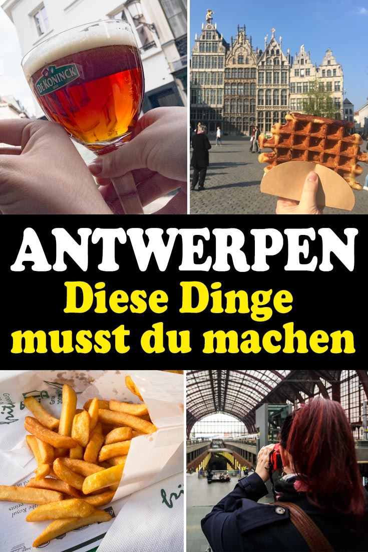 Antwerpen, Belgien: Reisebericht mit allen Sehenswürdigkeiten, den besten Fotospots sowie allgemeinen Tipps und Restaurantempfehlungen.