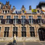 Außenansicht des Rubenshaus in Antwerpen