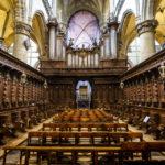 Der Chor in der Sint-Jacobskerk in Antwerpen