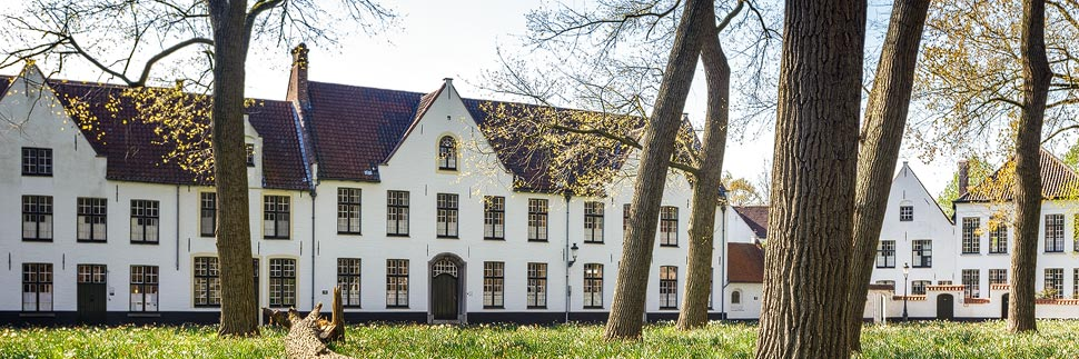 Beginenhof in Brügge