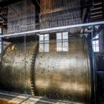 Mechanik des Glockenspiels im Belfried von Brügge