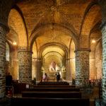 Romanische Kapelle in der Heilig-Blut-Basilika in Brügge