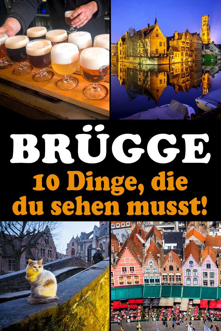 Brügge, Belgien: Reisebericht mit allen Sehenswürdigkeiten, den besten Fotospots sowie allgemeinen Tipps und Restaurantempfehlungen.