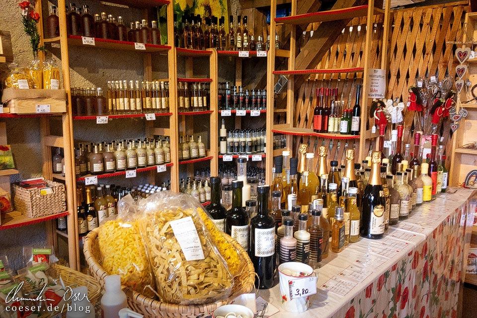 Bauernladen im Mohndorf Armschlag