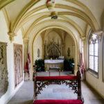 Kleine Kapelle in der Altenburg in Bamberg