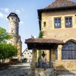 Die Altenburg in Bamberg