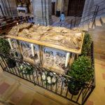 Das Kaisergrab im Bamberger Dom