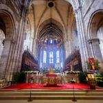 Der Chor im Bamberger Dom