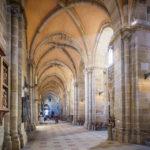 Innenansicht des Bamberger Doms