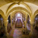Die Krypta im Bamberger Dom