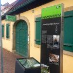Eine der Stationen auf dem Gärtnerstadt-Rundweg in Bamberg