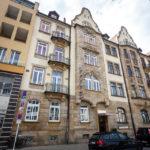 Außenansicht des Hotel Central in Bamberg