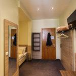 Einzelzimmer im Hotel Central in Bamberg