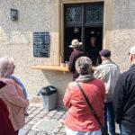 Die Ausschank auf der Altenburg in Bamberg