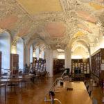 Die Staatsbibliothek in der Neuen Residenz in Bamberg