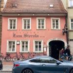 Die Gaststätte Zum Sternla in Bamberg