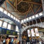 Haupthalle des Bahnhofs St. Pieters in Gent