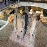 Turmwächterfiguren im Belfried von Gent