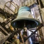 Die Glocke Roeland im Belfried von Gent