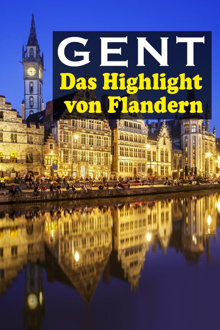 Gent, Belgien: Reisebericht mit allen Sehenswürdigkeiten, den besten Fotospots sowie allgemeinen Tipps und Restaurantempfehlungen.