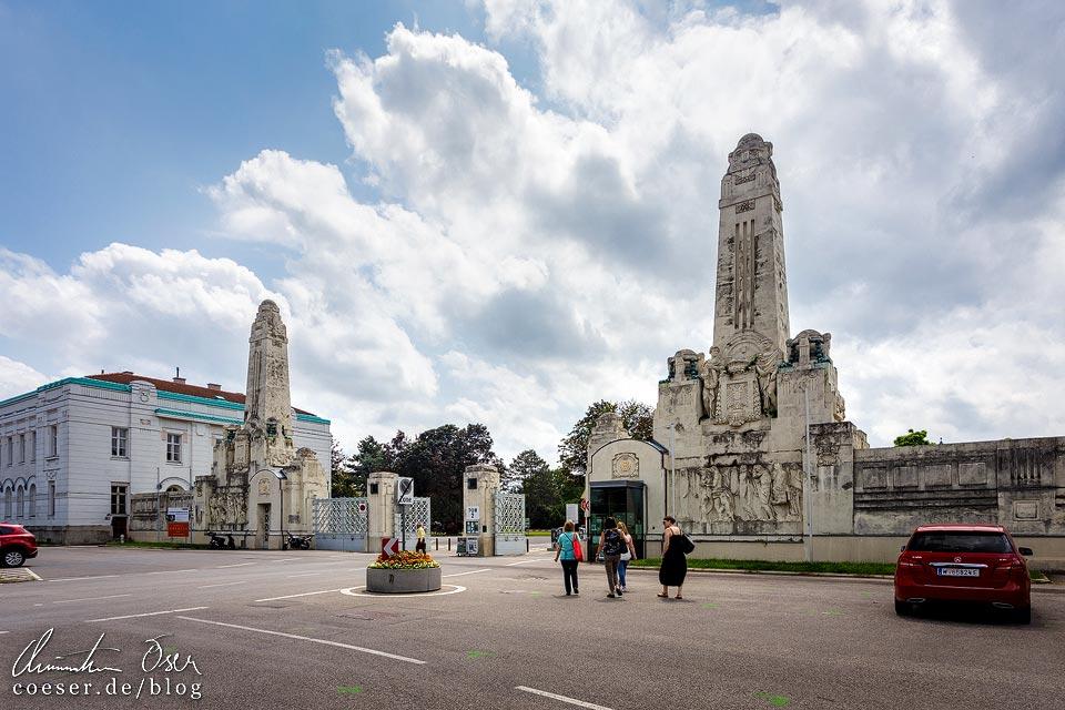 Hauptportal Zentralfriedhof Wien