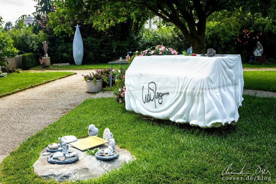 Grab von Udo Jürgens auf dem Wiener Zentralfriedhof