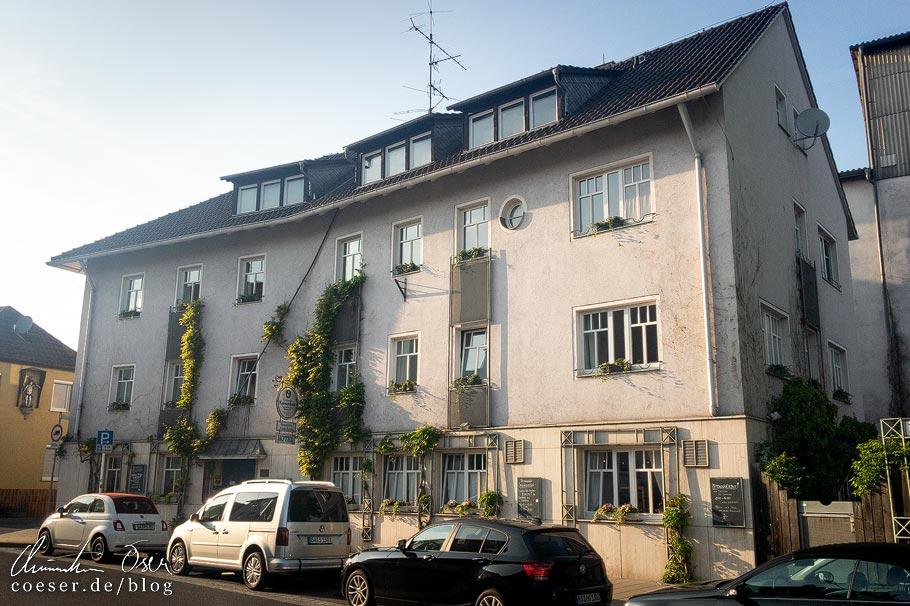 Das Gasthof und Hotel der Brauerei Kaiserdom in Bamberg