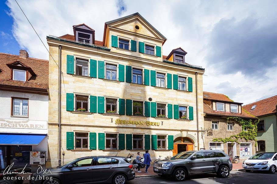Die Brauerei Keesmann in Bamberg