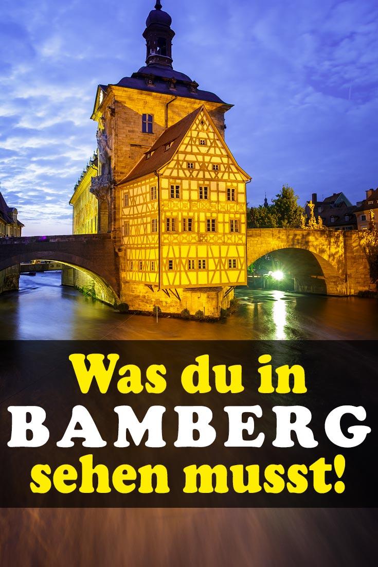 Bamberg, Deutschland: Reisebericht mit allen Sehenswürdigkeiten, den besten Fotospots sowie allgemeinen Tipps und Restaurantempfehlungen.