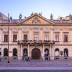 Das historische Alte Rathaus in Košice
