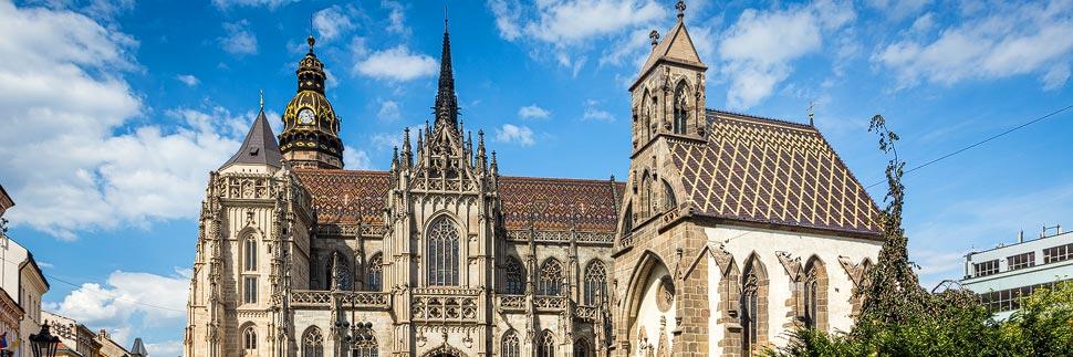 Dom der Heiligen Elisabeth und Michaelkapelle