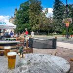 Bierpause im Lokal Barrique – Pivotéka & Vinotéka in Košice
