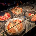 Pizzastücke bei BigPizza in Košice