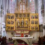 Der Elisabeth-Altar im Dom der Heiligen Elisabeth