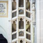 Zwillingswendeltreppe im Dom der Heiligen Elisabeth