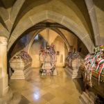 Krypta im Dom der Heiligen Elisabeth