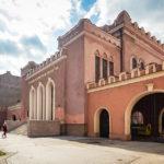 Die Neue orthodoxe Synagoge in Košice