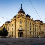 Außenansicht des Ostslowakischen Museums