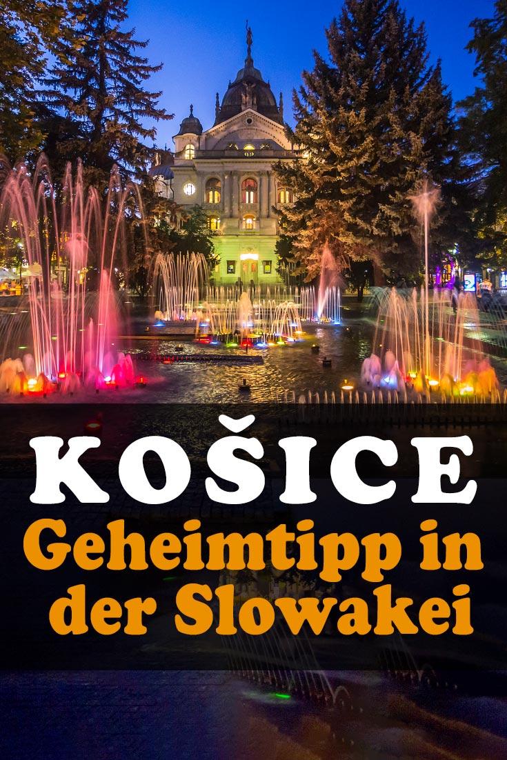 Zugfahrt nach Košice/Slowakei: Reiseberichte mit Erfahrungen zu Sehenswürdigkeiten, den besten Fotospots sowie allgemeinen Tipps und Restaurantempfehlungen.