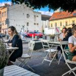 Das San Domenico Caffe in Košice