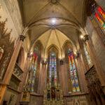 Innenansicht der St.-Michael-Kapelle in Košice
