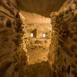 Archäologische Überreste im Unteren Tor in Košice